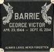 George Victor Barrie