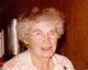 Profile photo:  Gladys Geneva <I>Weir</I> Allen