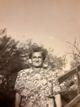 "Profile photo:  Gladys Mae ""The Gypsy"" <I>Horn</I> Clarkson"