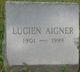Profile photo:  Lucien Aigner
