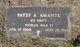 Patsy A. Amante