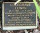 Profile photo:  Lewis Colegrave