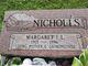 Margaret I. L. Nicholls