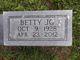 Profile photo:  Betty Jo <I>Bishop</I> Estep