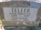 Adam Ferguson Telfer
