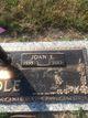 Joan Elizabeth <I>Von Hagel</I> Cole