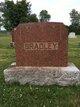 """Margaret Frances """"Maggie"""" <I>Law</I> Bradley"""