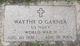 Waythe Orbyn Garner