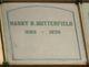 Harry B. Butterfield