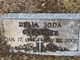 Delia Soda Creator