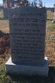 Rabbi Zwi Dov Slanger