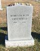 Ruth <I>Finkelstein</I> Greenfield
