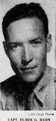Capt Elmer Glenn Hahn