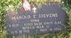 Harold E Stevens