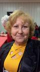 Betty Lou <I>Langehennig</I> Claxton