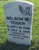 Nelson M. Yoder