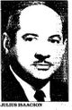 Julius Isaacson