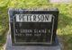 T Gordon Peterson
