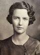 Nancy Cabell <I>Bullock</I> Crumpton