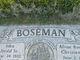 Afton Rowine <I>Christensen</I> Boseman