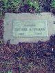 "Esther Almira ""Essie"" <I>Cline</I> Clark"
