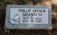 Phillip Arthur Shannon