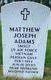 Profile photo:  Matthew Joseph Adams