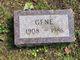 """Joseph Eugene """"Gene"""" Denman"""