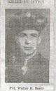 Pvt Walter Engle Berry