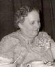 Profile photo:  Lulu Dorothy <I>Haner</I> Chadwick