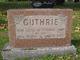 Muriel G. <I>Waugh</I> Guthrie