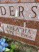 Profile photo:  Areatha Alice <I>Shill</I> Anderson