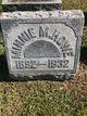 Minnie M Howe