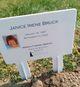 Profile photo:  Janice Irene Bruck