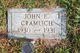 Profile photo:  John E Gramlich