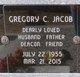Gregory Charles Jacob