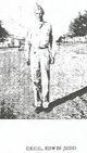 Sgt Cecil Edward Judd