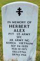 Profile photo:  Herbert Alex