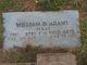 Profile photo:  William D Adams
