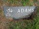 """Profile photo:  Janice Lorraine """"Jay"""" <I>Simpson</I> Adams"""