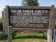 Bigelow Pioneer Cemetery