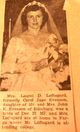 Profile photo:  Carol June <I>Evenson</I> Loftsgard
