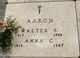 Profile photo:  Walter R. Aaron Sr.