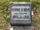 George K Boyd