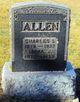 Profile photo:  Charles Leslie Allen