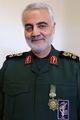 Profile photo: MG Qassem Soleimani