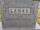 Edna Florence <I>Whitmyer</I> Lenke