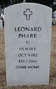 Leonard Pharr