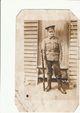 Profile photo: Pvt Arthur Sykes