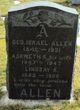 Profile photo:  George Israel Allen